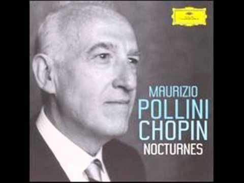 Maurizio Pollini plays Chopin : Nocturne No.14 In F Sharp Minor Op.48-2 (06:36)