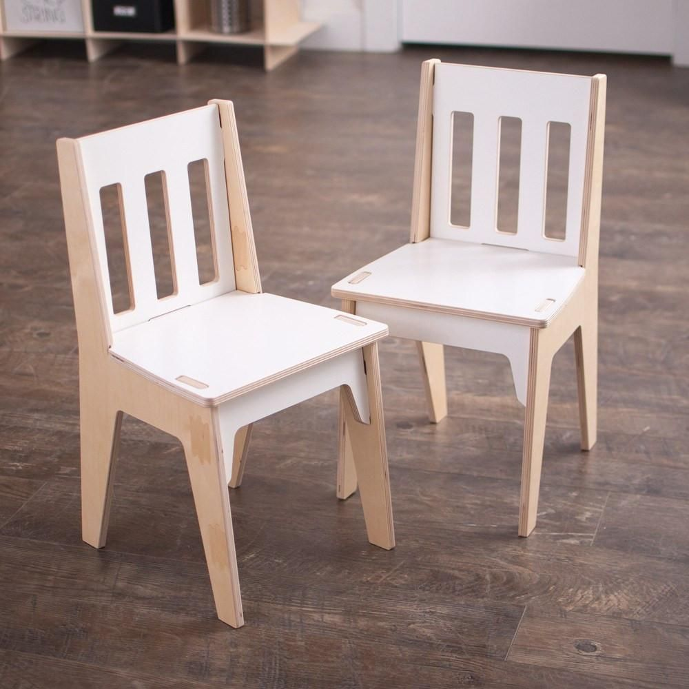 Superbe Wooden Kids Chairs