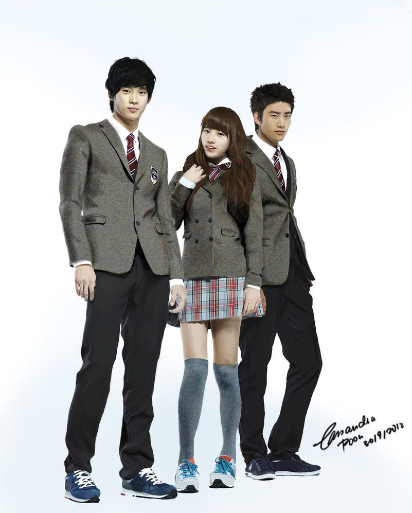 dream high korean school uniforms wwwimgkidcom the