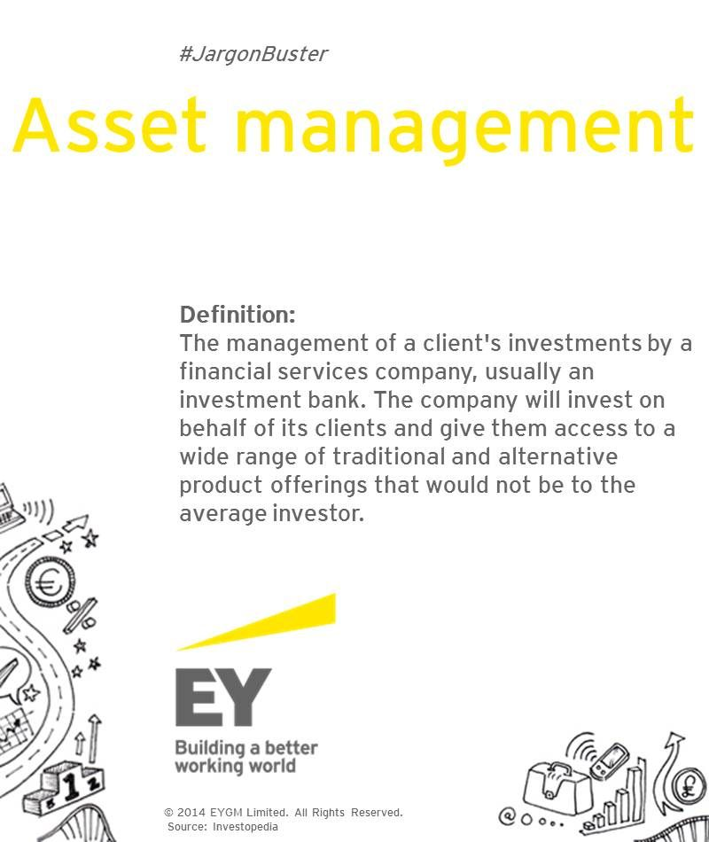 Clued-up on #assetmanagement? Get ahead in