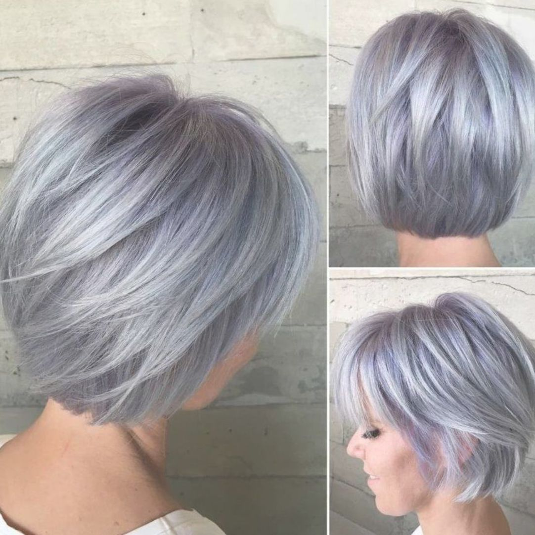 Pin On Silver Hair