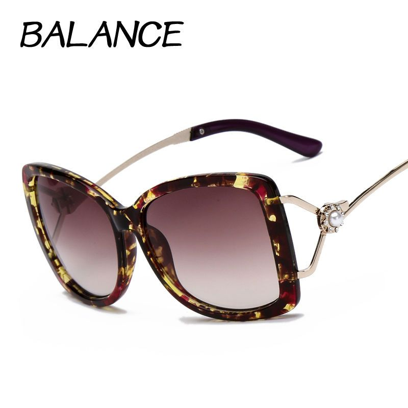 156e3bdaea New Hollow Butterfly Sunglasses Women Diamond pearl Designer Eyewear Ladies  Luxury Vintage shade sun glasses 7 colors