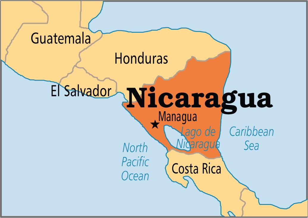 Nicaragua | Operation World | Nicaragua, Central america, Travel