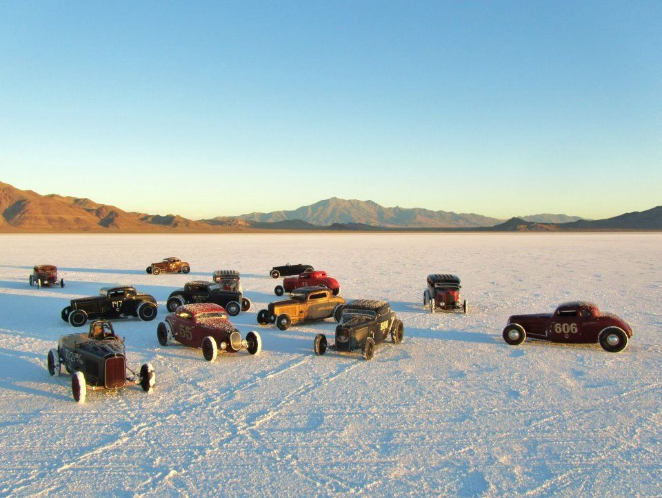 Rental Cars Utah >> Bonneville Salt Flats Racing A Rental Car Or Just Driving A