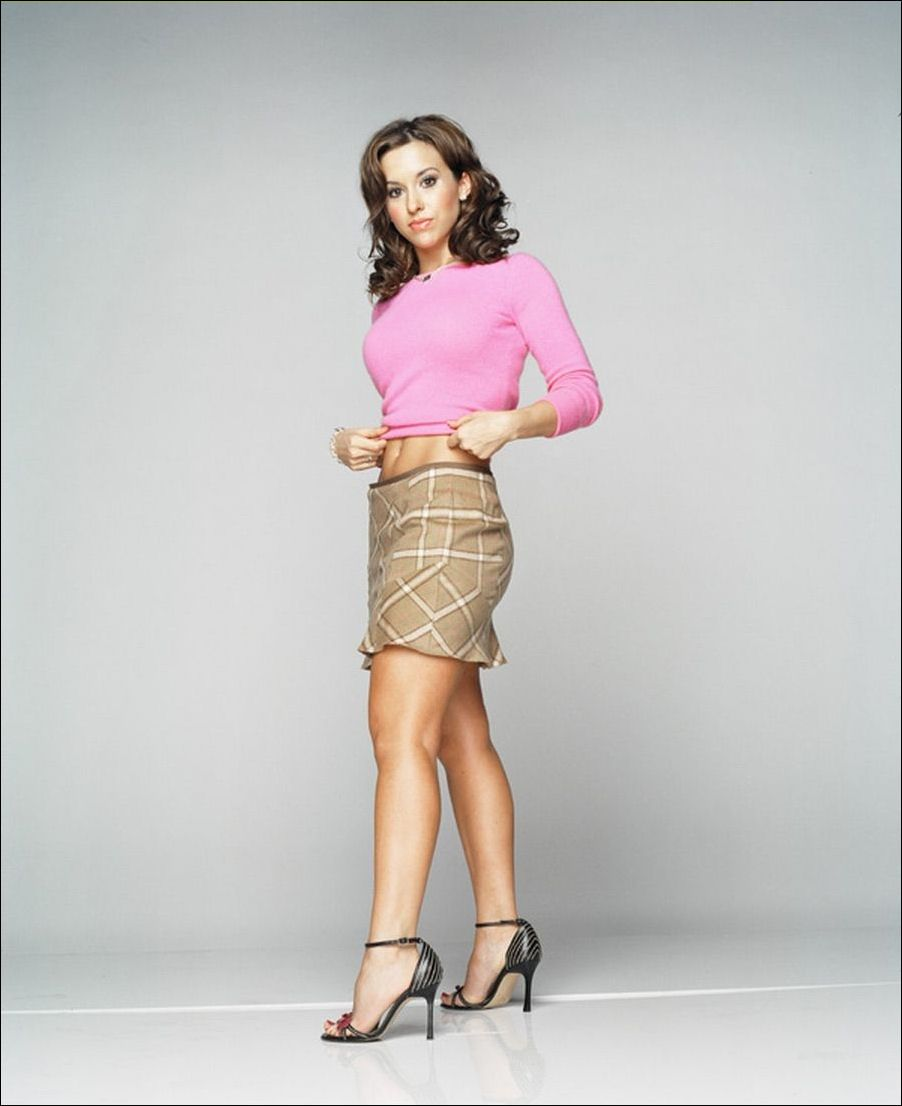 legs Lacey chabert