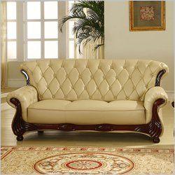 High Back Sofa Tufted Jylpzoa