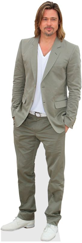 Do you have a 'True Romance' for this handsome hunk? 'Snatch' your very own Brad Pitt from as low as £15