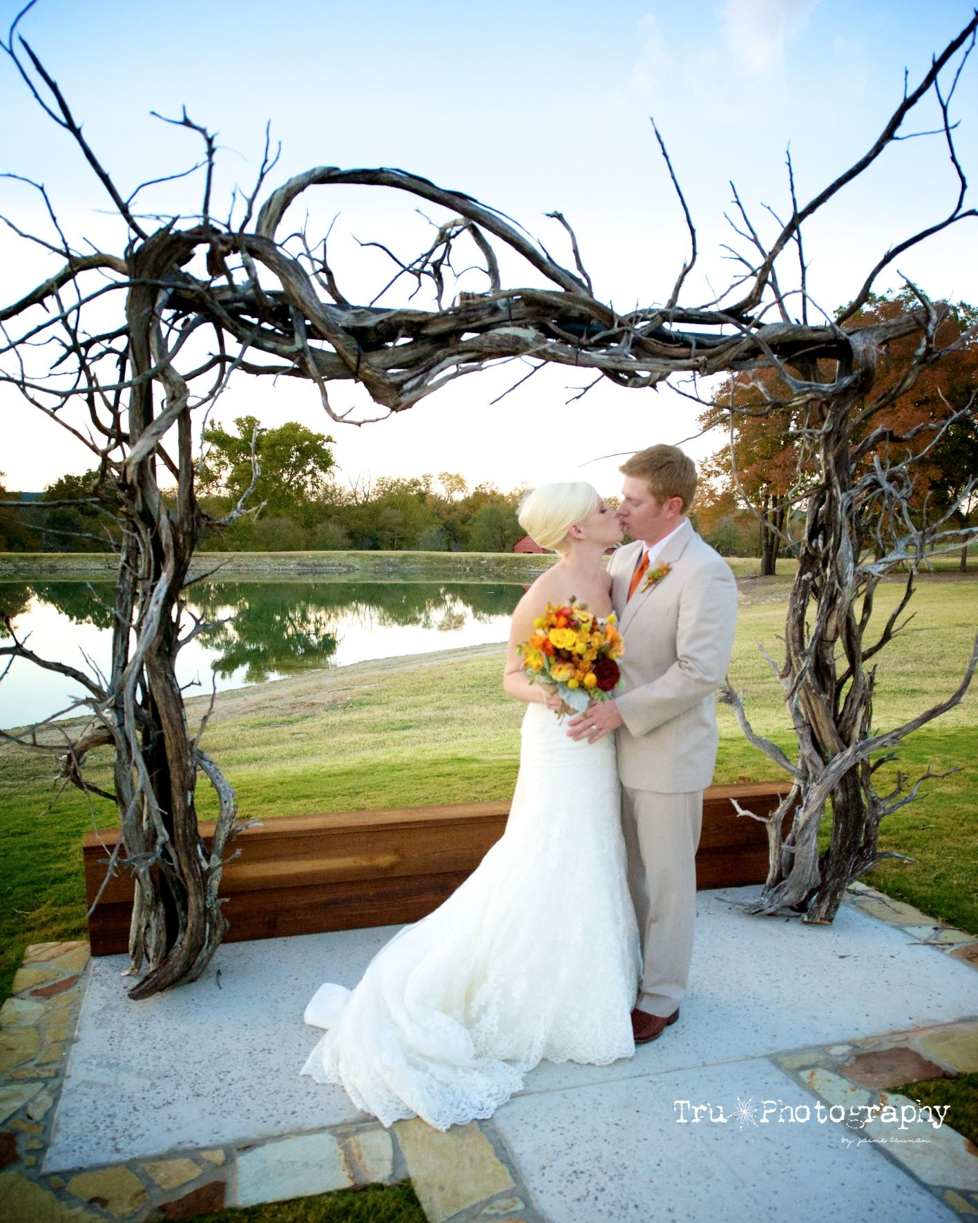 Hitched at Thistle Springs Ranch on a beautiful fall ...