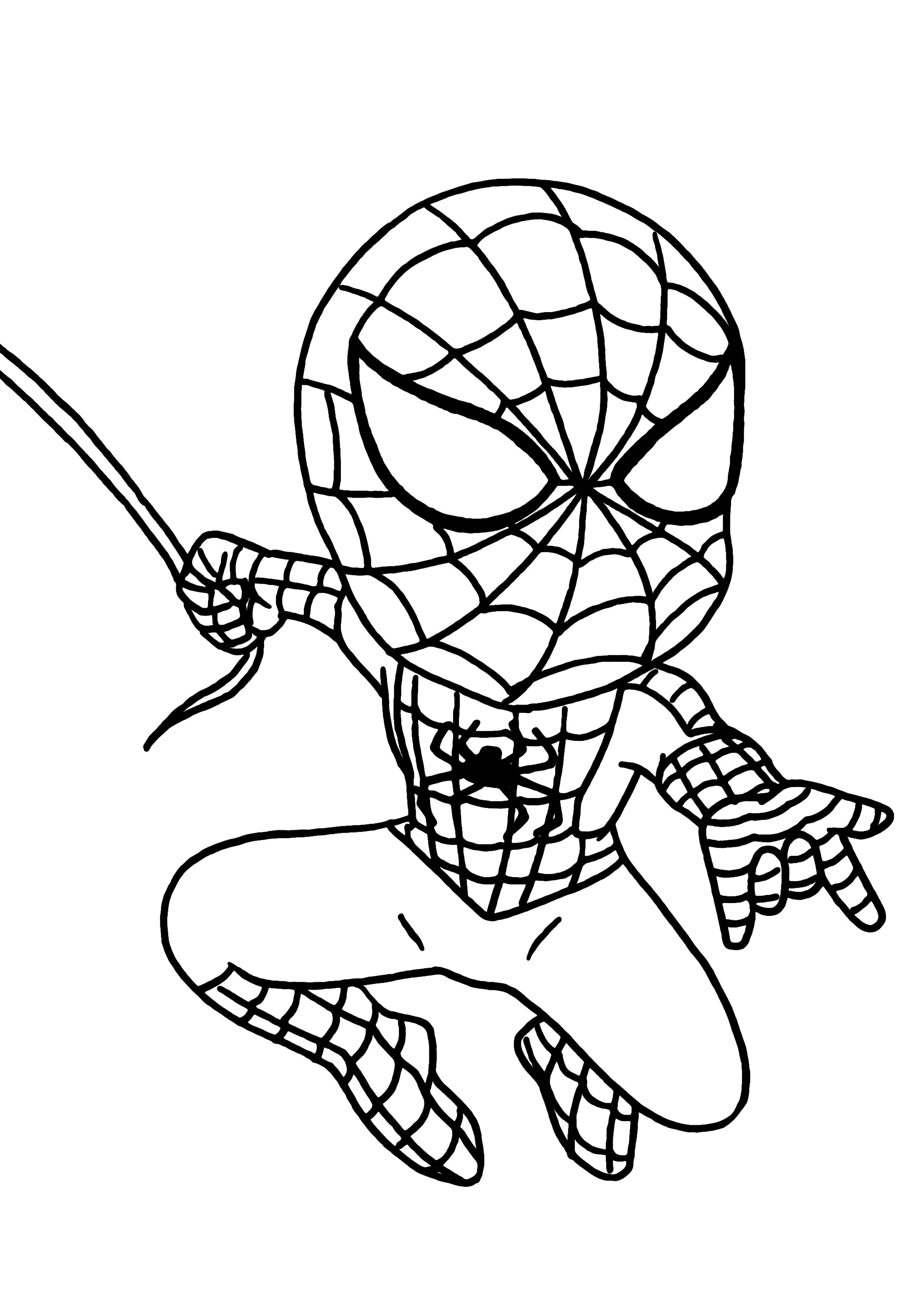 171 Dessins De Coloriage Super Heros A Imprimer Sur Laguerche Pertaining To Coloriage Spiderman Super Hero Coloriage Spiderman Coloriage Super Heros Coloriage
