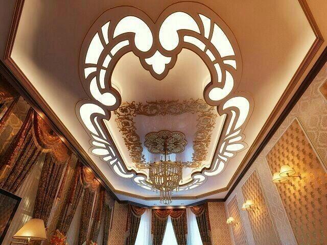 Одноклассники gips plafon decoratie group