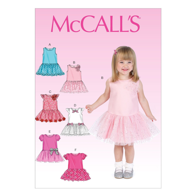 Encantador Patrones De Vestido De Novia Mccalls Ideas - Colección de ...