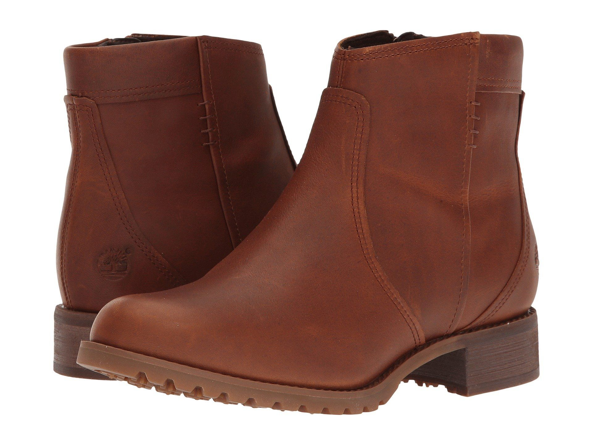 TIMBERLAND Banfield Side Zip Waterproof Ankle Boot
