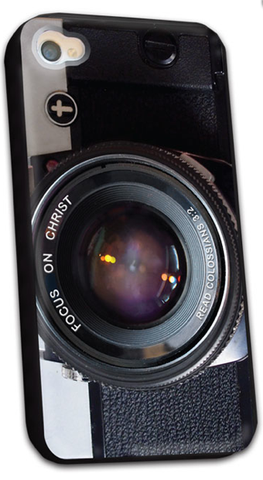 Focus On Christ Iphone 4/4S Cover