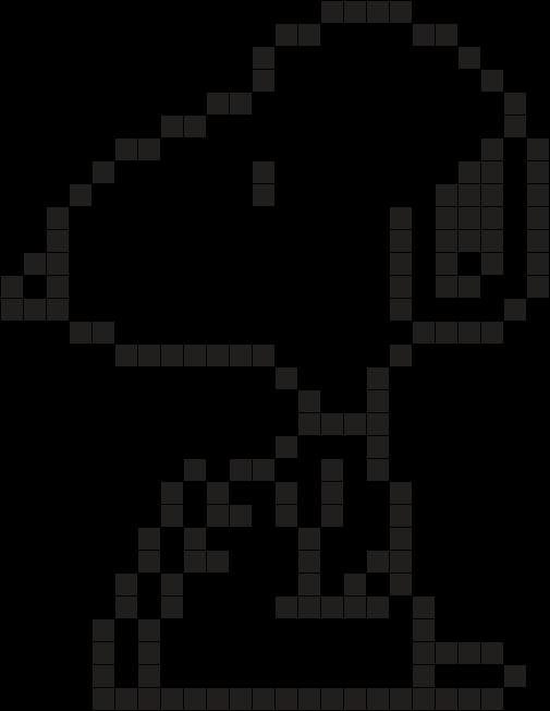 Snoopy | pixel | Pinterest | Bordado, Croché y Puntos