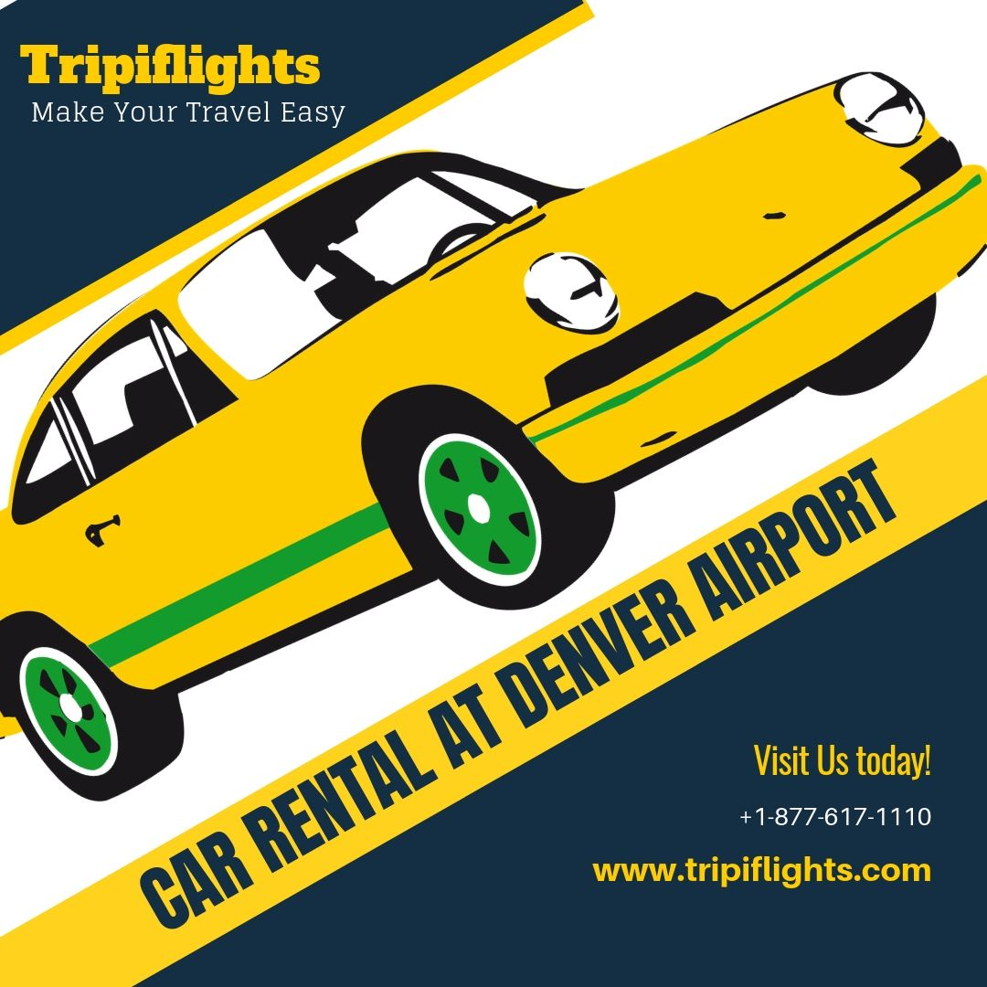 Rental Cars At Denver Airport Tripiflights You Must See Cheap Car Rental Denver Airport Traveling By Yourself