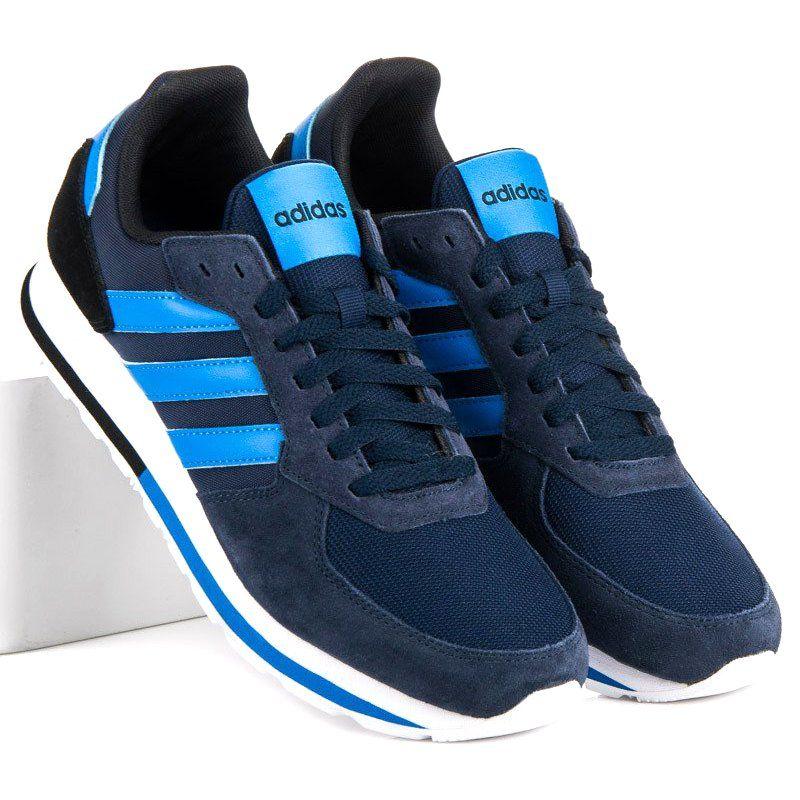 Sportowe Meskie Adidas Niebieskie Adidas 8k Db1727 Adidas Sneakers Adidas Superstar Sneaker Adidas