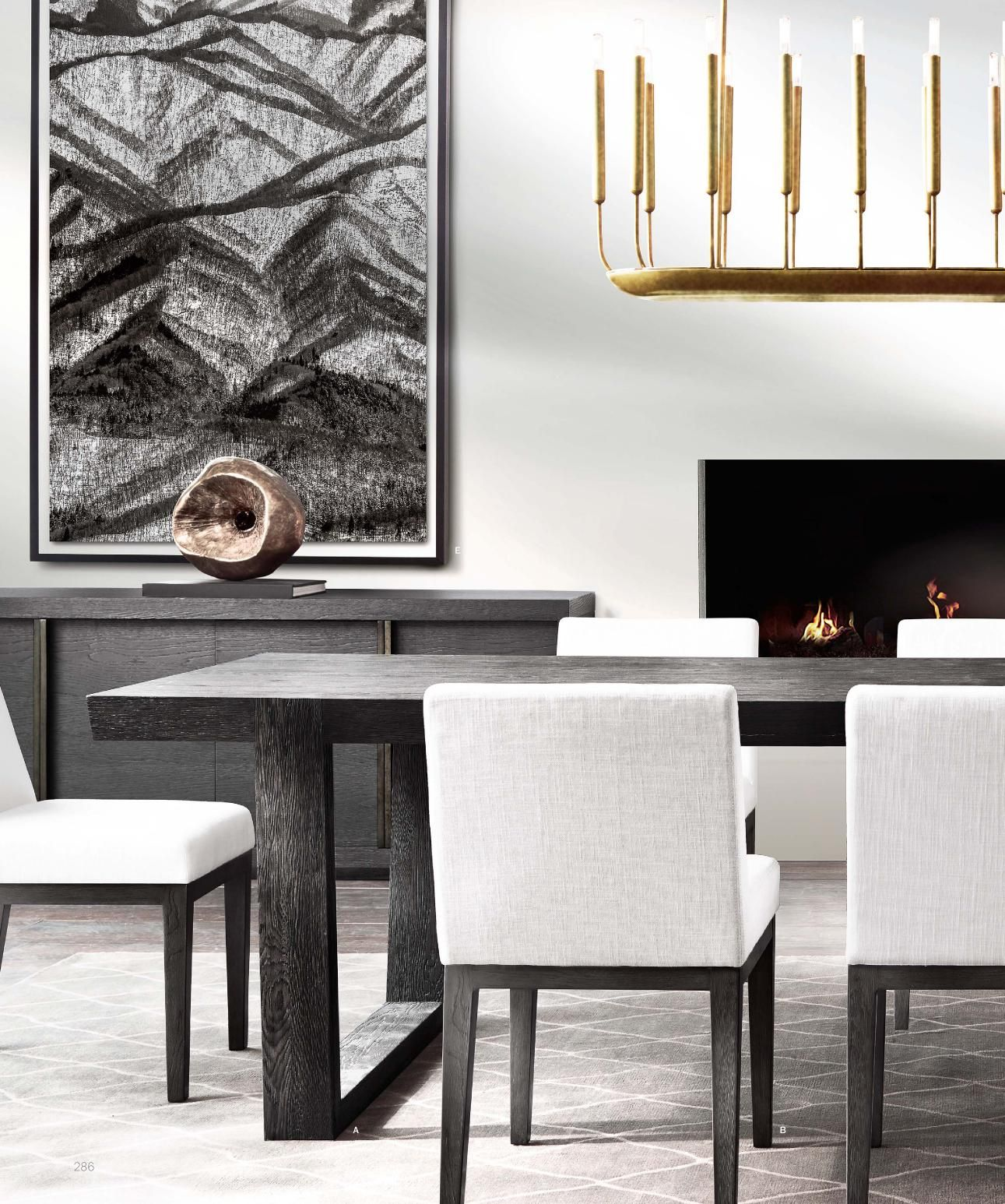 Rh Source Books In 2019 Dining Table Dining Dining Room