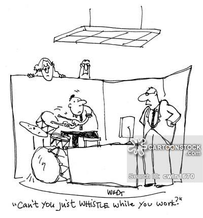 Drummers Drumming Cartoons and Comics - funny pictures ...   Cartoons About Drummers