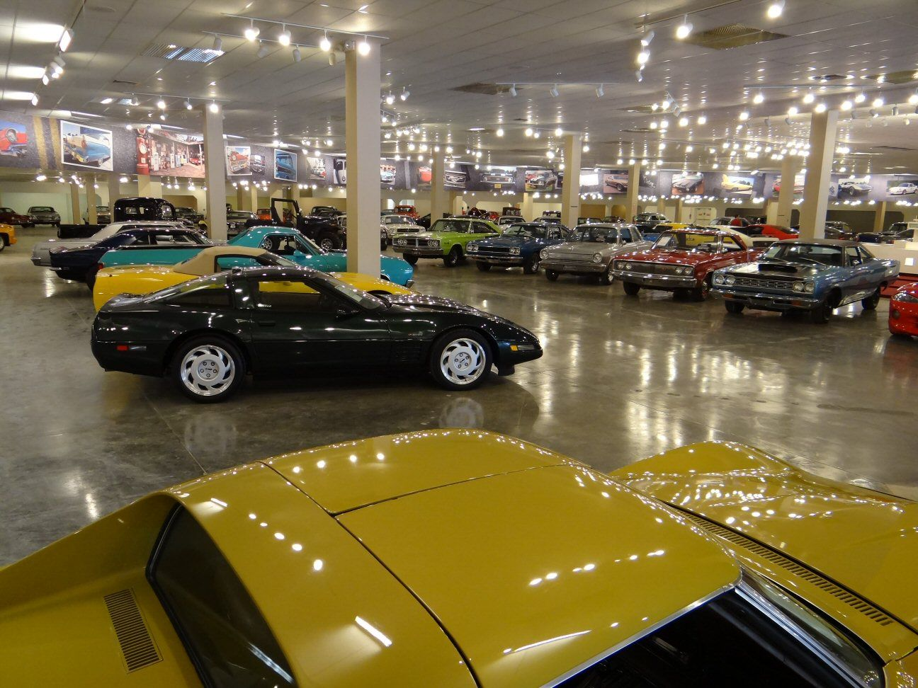 Gateway Classic Cars & Museum has cars to view and cars to ...