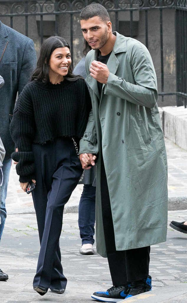 Kourtney Kardashian Current Boyfriend | The Kardashian