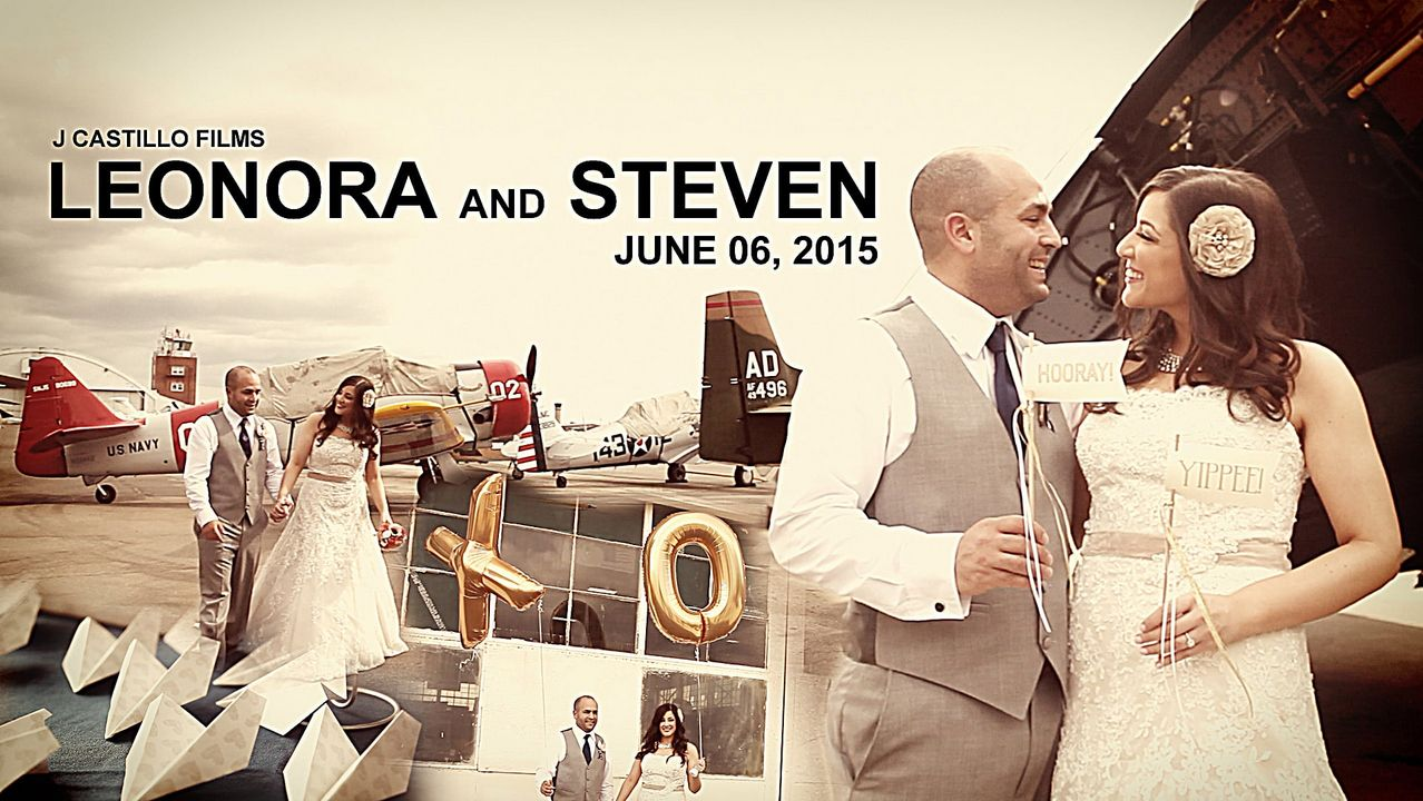 LEONORA + STEVEN Wedding videographer, Wedding