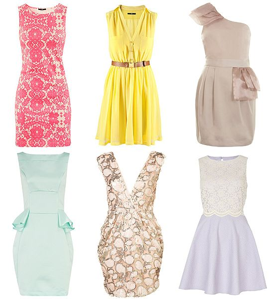 Summer Session Dresses For Wedding Guests