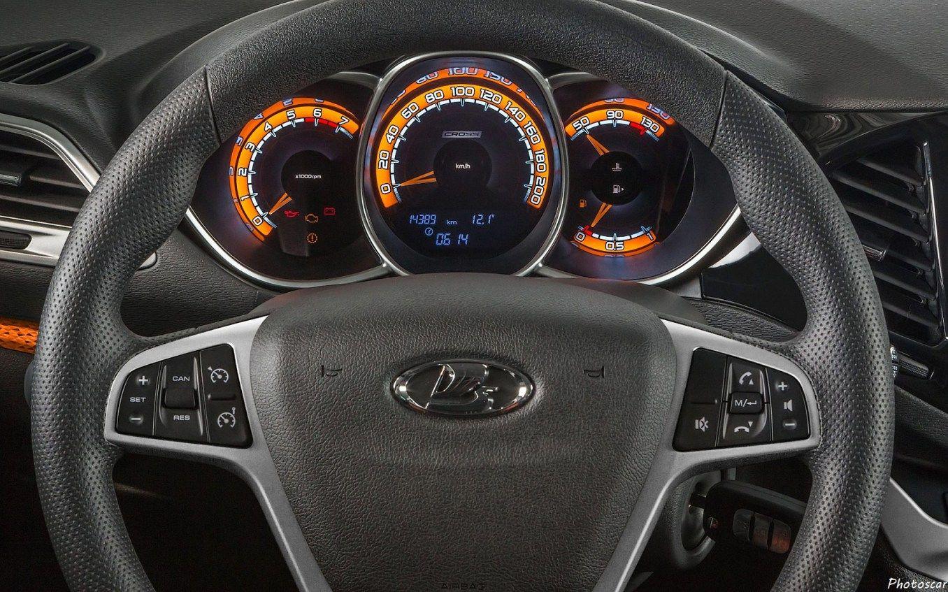 Lada Vesta Sw Cross 2018 Un Aspect Agreable Et Moderne Photoscar