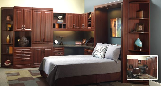 Murphy Beds, Wall Beds, Folding Beds & More at More Space Place