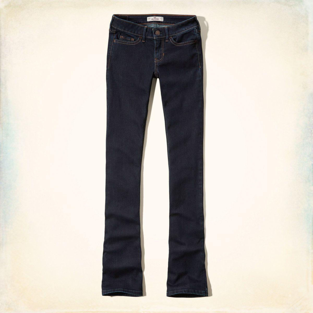 Girls Hollister Taylor Boot Jeans | Girls Jeans & Bottoms | HollisterCo.com