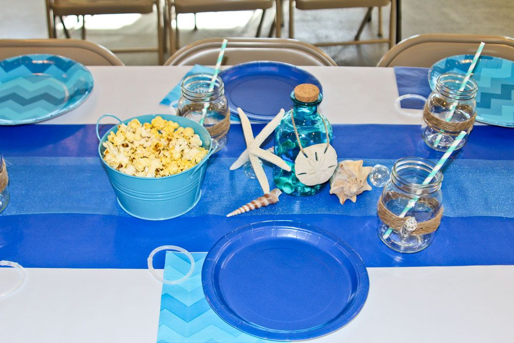 how to plan a beach birthday party