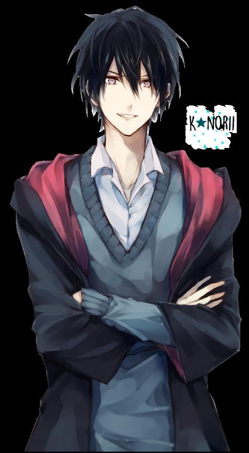 Render Animes et Manga - Renders Sirius Black Harry Potter Anime