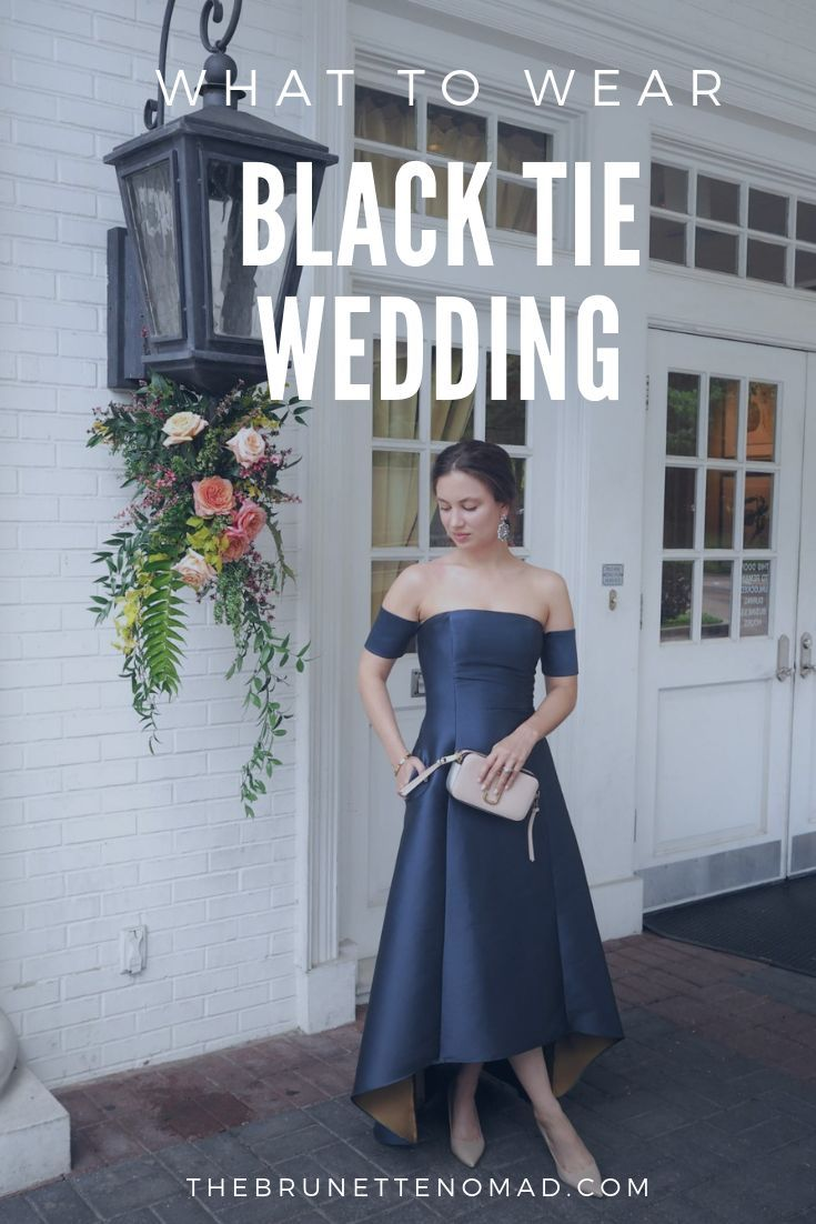 Dallas fashion blogger shares what to wear to a black tie