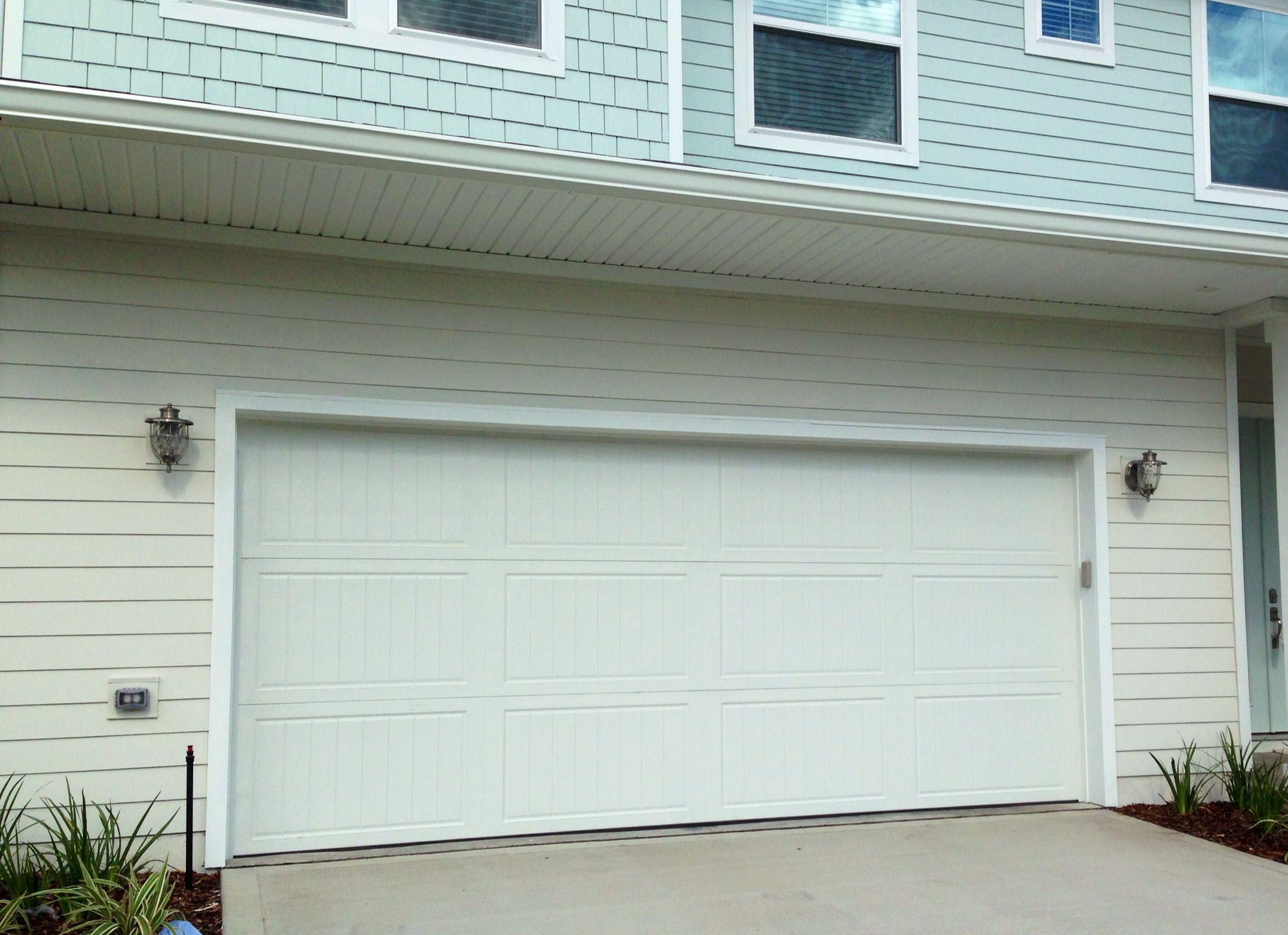 Amarr Garage Doors Classica new amarr classica garage door installed on a beautiful new home