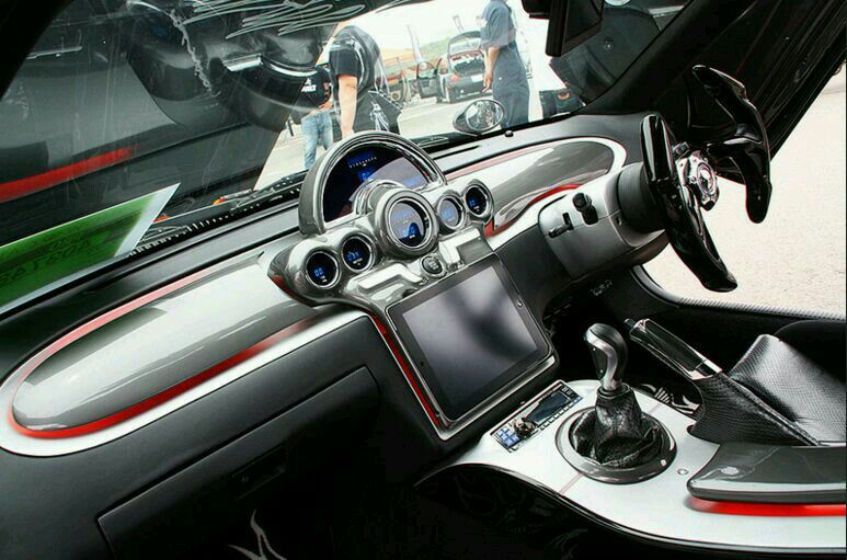 Pin by Leo Ahmed on Car interiors Beauty of Dash Car