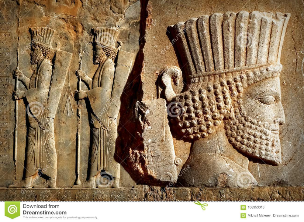 Persepolis Is The Capital Of The Ancient Achaemenid Kingdom Sight Of Iran Ancient Persia Stock Photo Image Of Excavations M Ancient Persia Ancient Persia