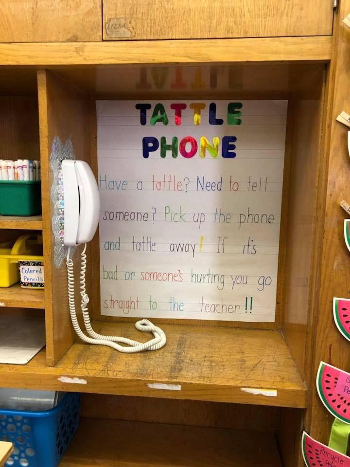 Classroom Ideas Organization ~ Tattle phone future class room ideas pinterest