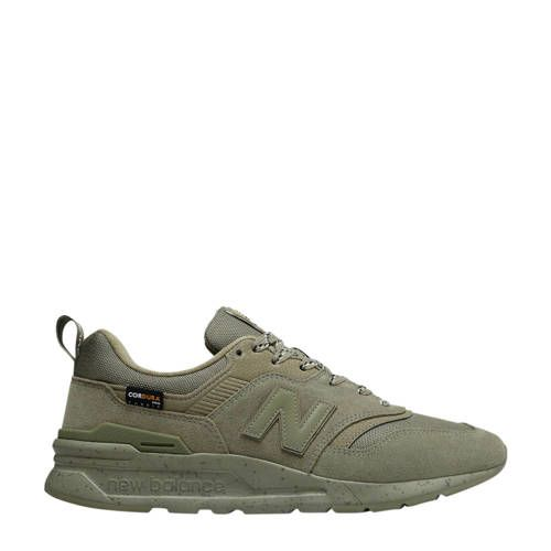 New Balance 997 997H sneakers gebroken groen - New balance ...