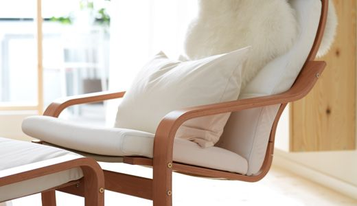 ikea poang chair recovered decorating inspiration pinterest