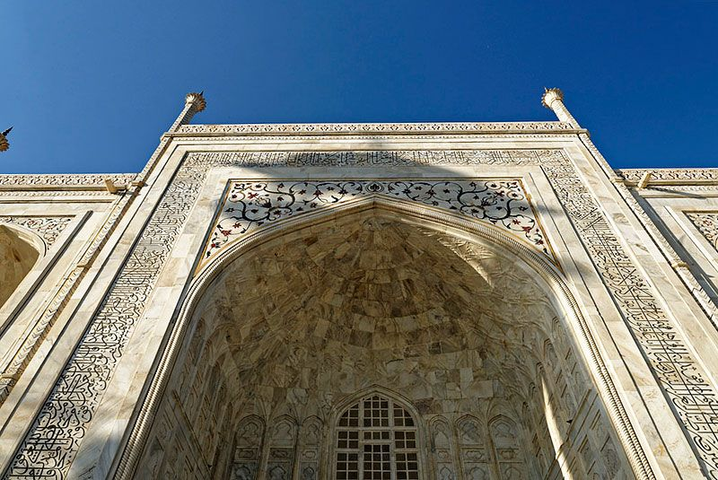 10 Interesting Facts About Taj Mahal   10 interesting ...