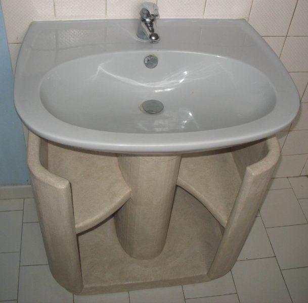 Meuble salle de bains en carton Carton Pinterest Cardboard