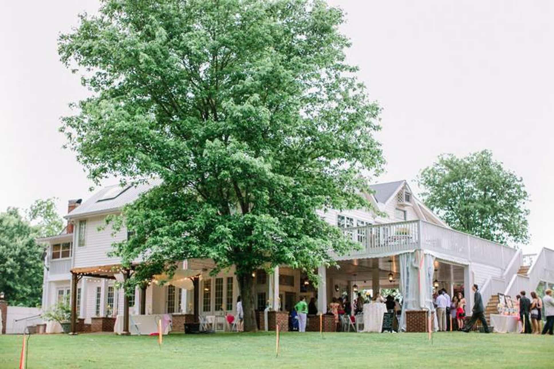 The Inn at Oak Lawn Farms Weddings Atlanta Wedding Venue