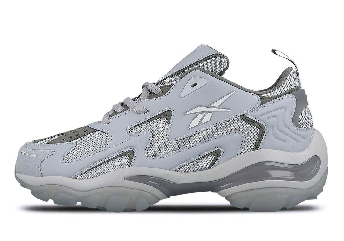 Reebok DMX 1600 White Black Grey Store List | Reebok