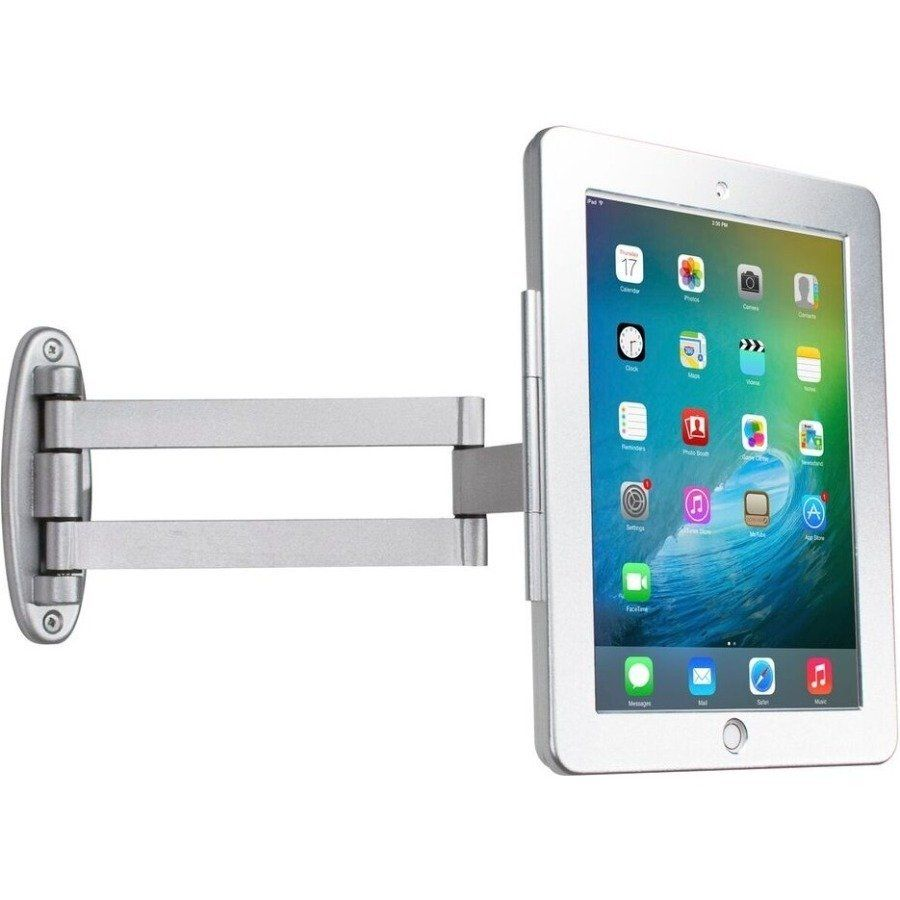 Cta Digital Jointed Wall Mount Security Enclosure Ipad 2 4 Air Pro Digital Pad Ipad Pro Ipad Wall Mount