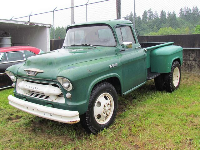 ✿1955 Chevy 2 Ton Pick-Up Truck✿