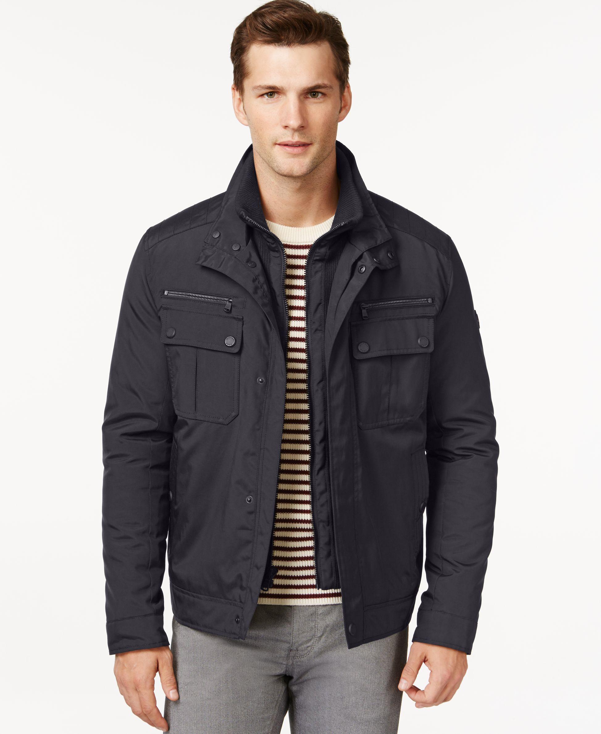 7885e0ba5b8bc0 Michael Kors Oxford Hipster Jacket | TNT lil dynomite | Hipster ...