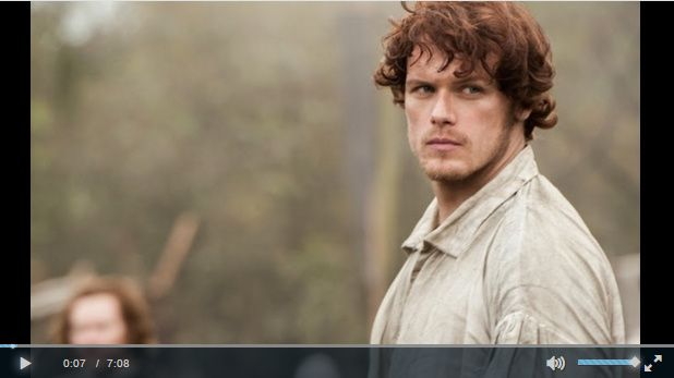 Here is a NEW interview of Sam Heughan from The Hits Click on the pic or here to listen to the interview