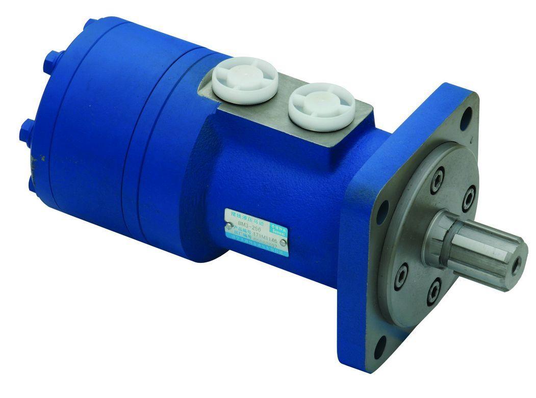 Hydraulic motor bm series orbit hydraulic motor spool Radial piston hydraulic motor