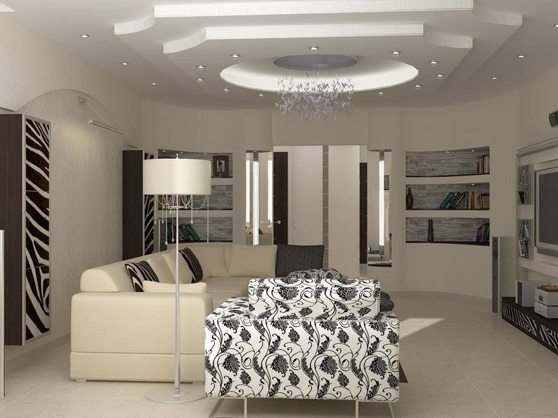 Monochrome Is A Look I Would Love In My Living Room False Ceiling Living Room Ceiling Design Living Room Ceiling Design
