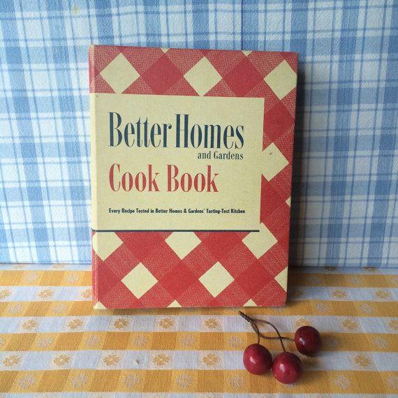 Better Homes & Gardens Cookbook Loose Leaf De By