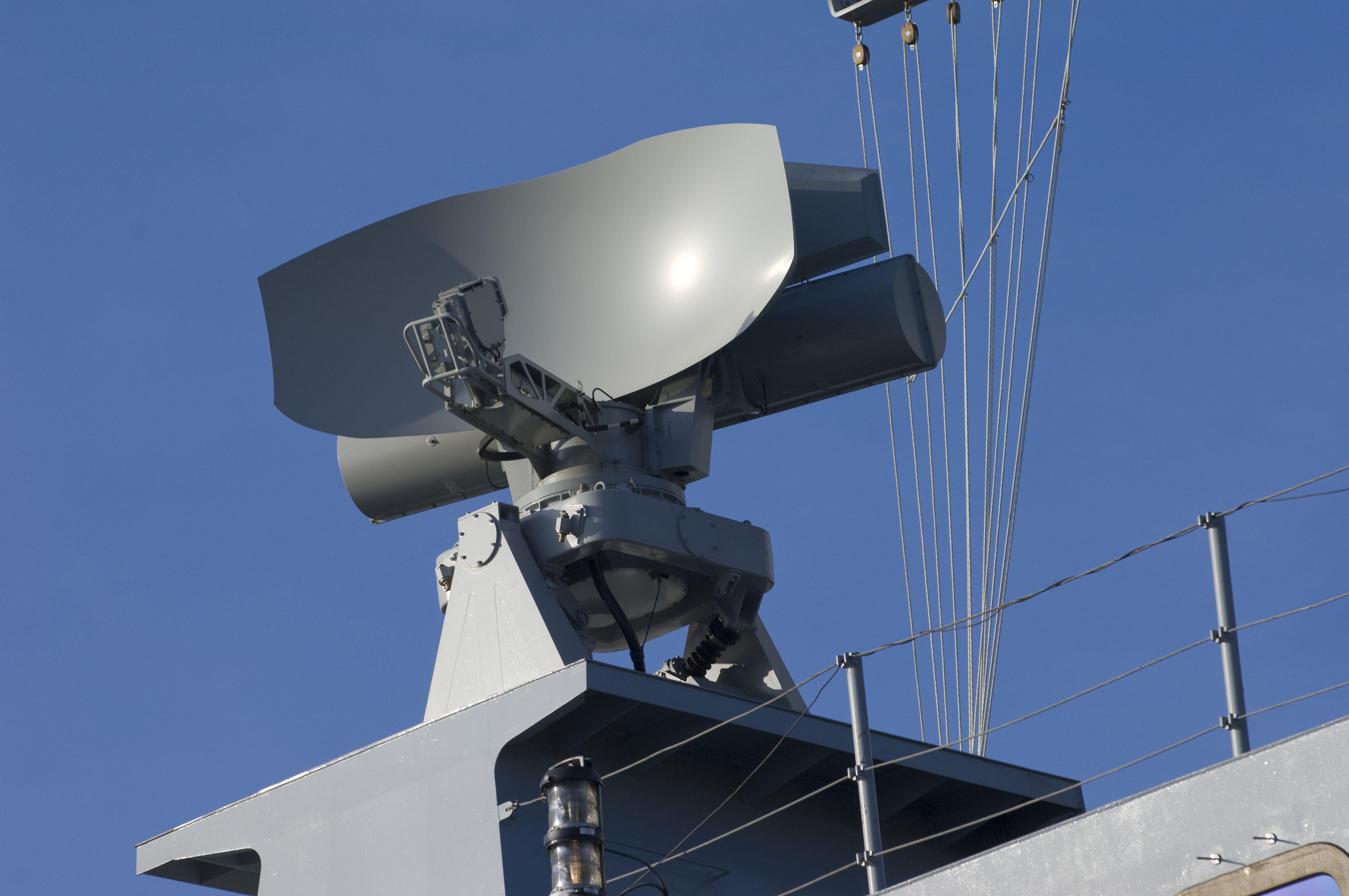 RAN30X / The surveillance radar Represents the stateof